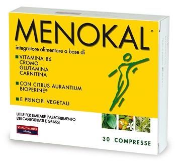 MENOKAL 30 COMPRESSE - Farmaseller