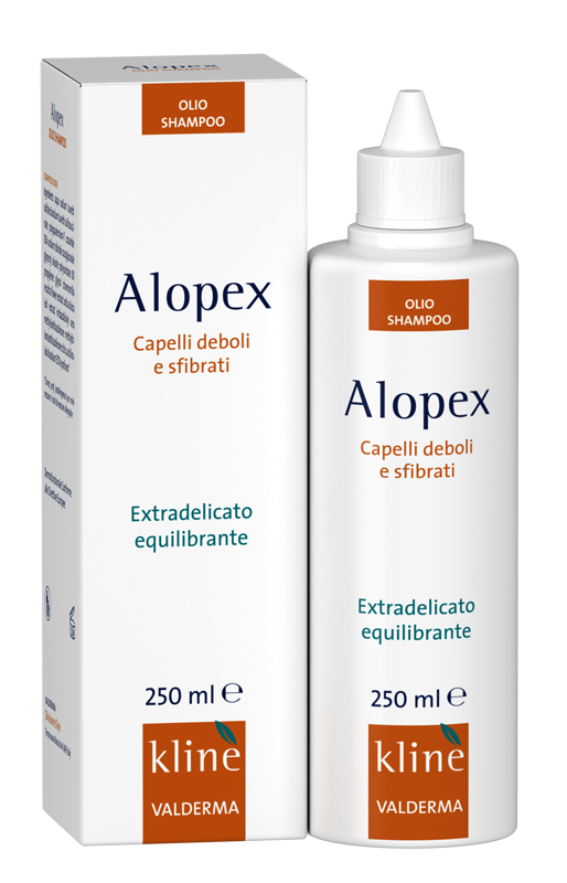 ALOPEX OLIO SHAMPOO 250 ML - farmaventura.it