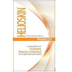 PHARCOS HELIOSKIN 30 COMPRESSE - Farmapage.it