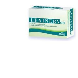 LENINERV 20 COMPRESSE - Farmabellezza.it