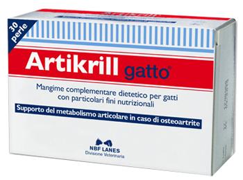 ARTIKRILL GATTO BLISTER 30 PERLE - Farmafamily.it