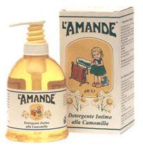 L'AMANDE MARSEILLE DETERGENTE INTIMO ALLA CAMOMILLA 300 ML - Farmaedo.it