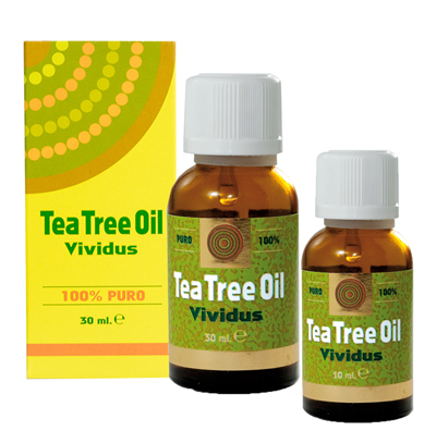 TEA TREE OIL VIVIDUS 30 ML - Spacefarma.it