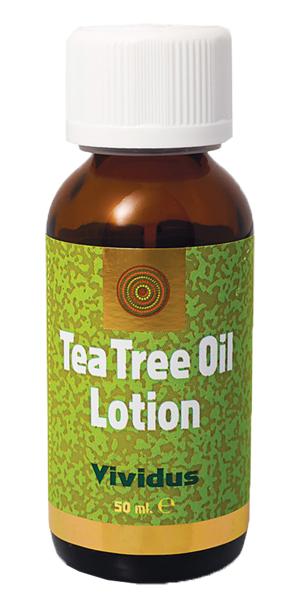 TEA TREE OIL LOTION 50ML