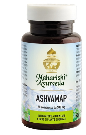 ASHVAMAP 60 COMPRESSE 30 G - Farmafirst.it