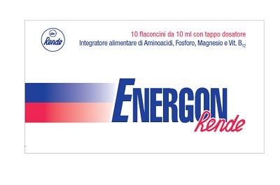 ENERGON RENDE 10 FLACONCINI DA 10 ML L'UNO CON TAPPO DOSATORE - Farmafamily.it