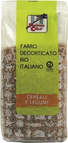 FARRO DECORTICATO BIO 500 G - Farmaunclick.it