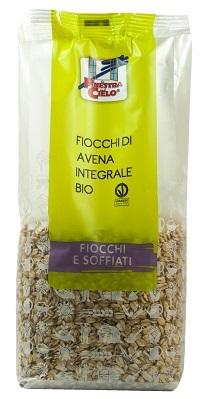 FIOCCHI DI AVENA INTEGRALE BIO 500 G - Farmaunclick.it