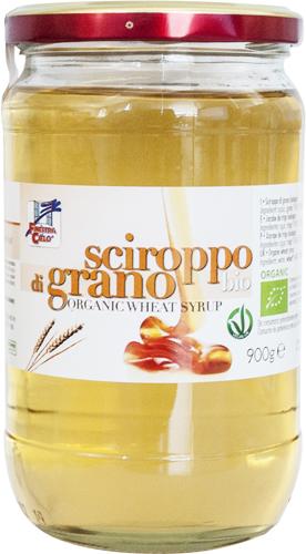 SCIROPPO DI GRANO BIO 900 G - Farmaseller