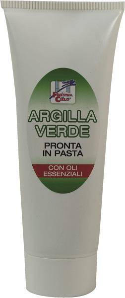 ARGILLA VERDE PRONTA IN PASTA 200 ML - Farmabellezza.it