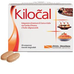 KILOCAL 20 COMPRESSE - farmaciadeglispeziali.it