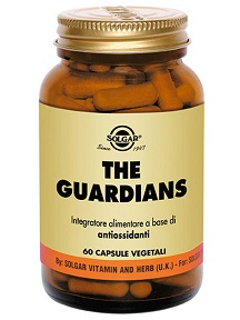 THE GUARDIANS 30 CAPSULE VEGETALI - Farmaci.me