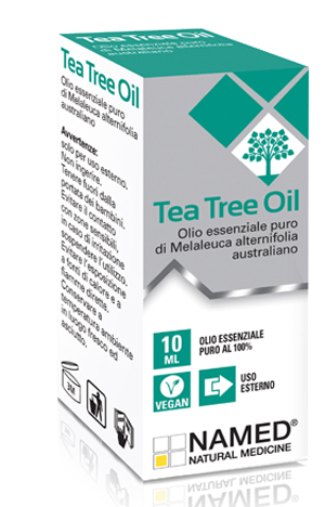 TEA TREE OIL MELALEUCA 10 ML - Farmafamily.it