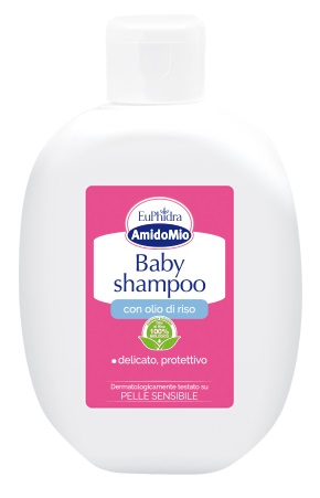 EUPHIDRA AMIDOMIO BABY SHAMPOO 200 ML - FarmaHub.it