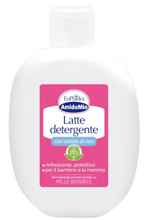 EUPHIDRA AMIDOMIO LATTE DETERGENTE 200 ML - Farmafamily.it