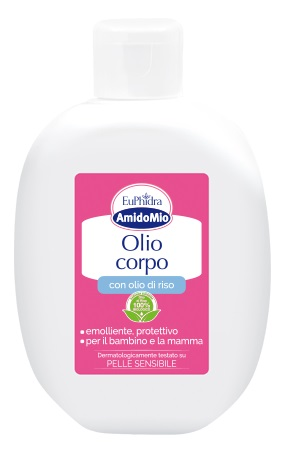 EUPHIDRA AMIDOMIO OLIO CORPO 200 ML - FarmaHub.it