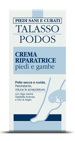 GUAM TALASSO PODOS CREMA RIPARATRICE PER PIEDI E GAMBE 100 ML - Farmacia Centrale Dr. Monteleone Adriano