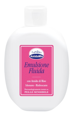 EUPHIDRA AMIDOMIO EMULSIONE IDRATANTE 200 ML - FarmaHub.it