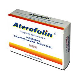 ATEROFOLIN 60 COMPRESSE - Farmaseller