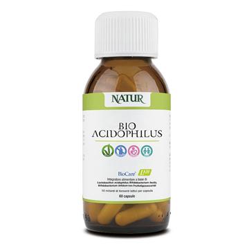 BIOACIDOPHILUS 60 CAPSULE VEGETALI - SUBITOINFARMA