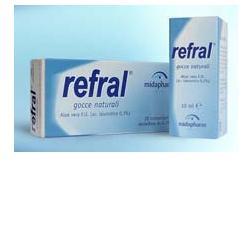 REFRAL GOCCE OCULARI MULTIDOSE 10 ML - Antica Farmacia Del Lago