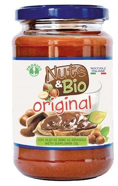 CRE NUTS&BIO ORIGINAL 400G - Farmaseller