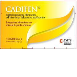 CADIFEN 15 FILTRI 3 G - Turbofarma.it