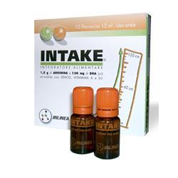 INTAKE 10 FLACONCINI 10 ML - Farmalke.it