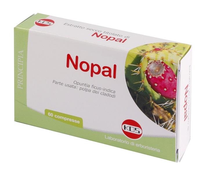NOPAL ESTRATTO SECCO 60 COMPRESSE - Farmacia Giotti