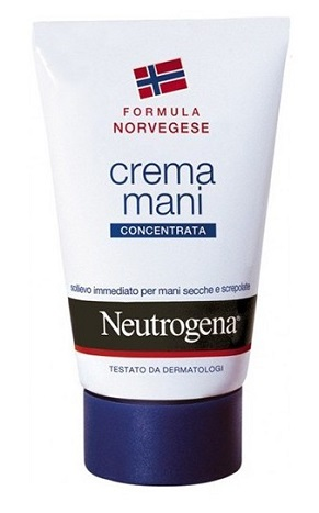 Neutrogena Crema Mani Concentrata Profumata 75ml - Arcafarma.it