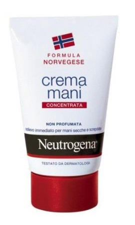 Neutrogena Crema Mani Concentrata senza Profumo 50ml - Arcafarma.it