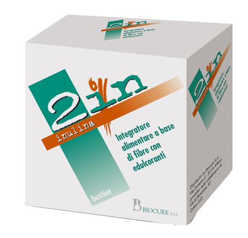 2IN INULINA+DOLCIFICANTE 26 BUSTINE - Farmapass