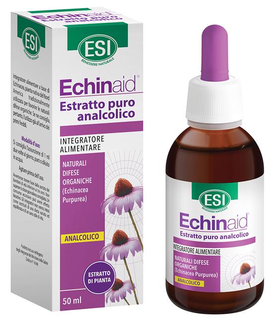 ESI ECHINAID ESTRATTO PURO ANALCOLICO 50 ML - pharmaluna
