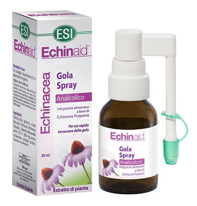 ESI ECHINAID GOLA SPRAY ANALCOLICO 20 ML - La farmacia digitale