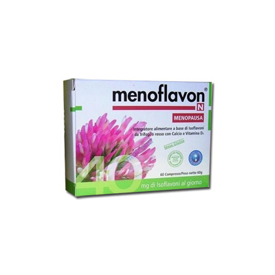 MENOFLAVON N 30 COMPRESSE - Farmacia Bartoli