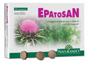 EPATOSAN 60 COMPRESSE - Farmaseller