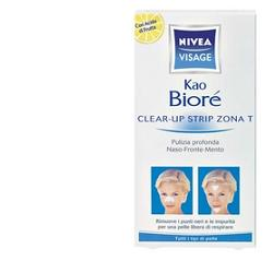 NIVEA VISO KAO BIORE' CLEARUP STRIP ZONA T - Turbofarma.it