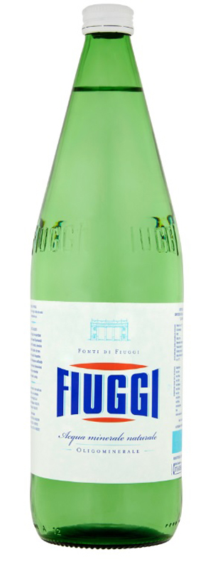ACQUA MINERALE FIUGGI 1 LITRO - Spacefarma.it