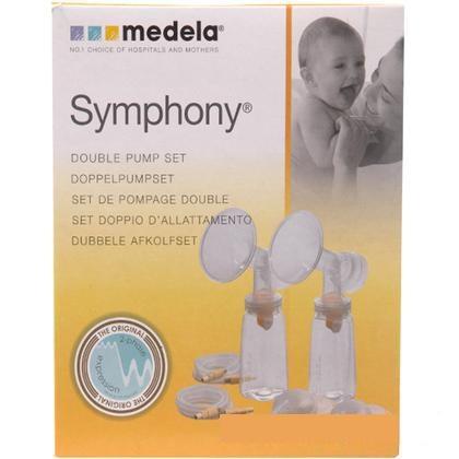 Medela Symphony Set Doppio per Tiralatte - Arcafarma.it