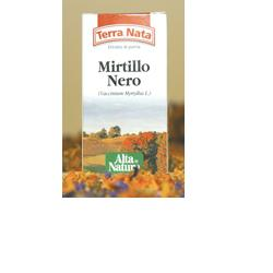 MIRTILLO NERO 100 COMPRESSE 400 MG - Farmastar.it
