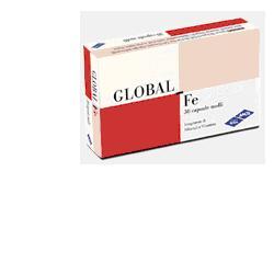 GLOBALFE 30 CAPSULE MOLLI - farmaciadeglispeziali.it