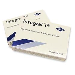 INTEGRAL T 30 CAPSULE MOLLI - FARMACIABORRELLI.IT