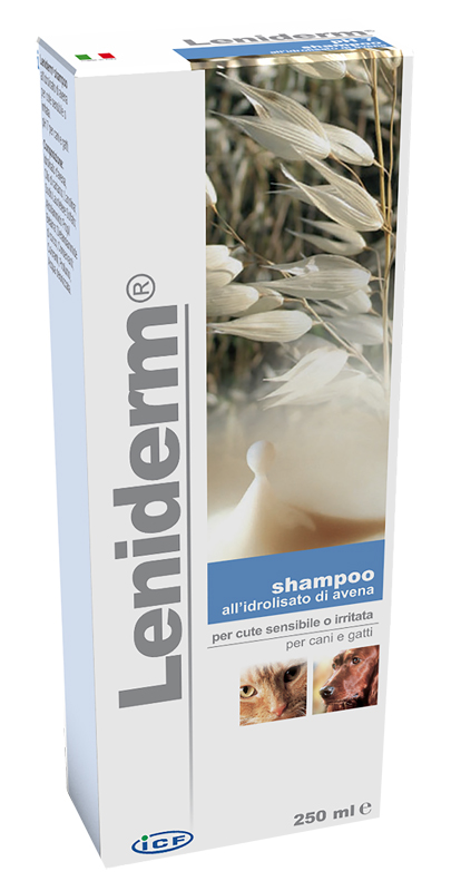 LENIDERM SH CANI GATTI 250ML - Farmaunclick.it