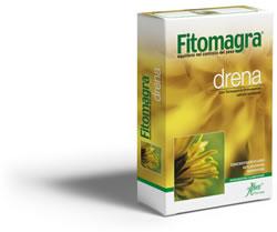 FITOMAGRA DRENAGGIO FLUIDO 12 FLACONCINI 15 G - Farmacia Giotti