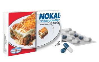 NOKAL 20 CAPSULE - Farmacia Giotti