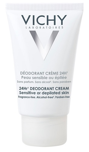 DEODORANTE PELLE SENSIBILE CREMA 40 ML - Farmaunclick.it