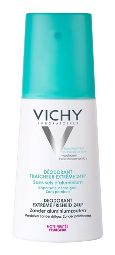 DEODORANTE FRUTTATO VAPO 100 ML - Farmajoy