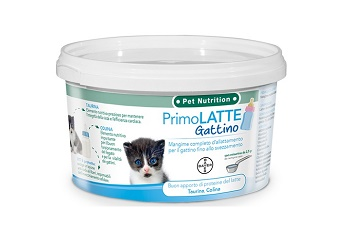 PRIMOLATTE GATTINO BARATTOLO 200 G - Spacefarma.it