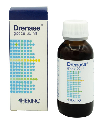 DRENASE GOCCE 60 ML - Carafarmacia.it