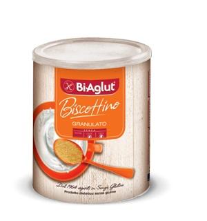 BIAGLUT BISCOTTINO GRANULATO 340 G - Farmacia Giotti